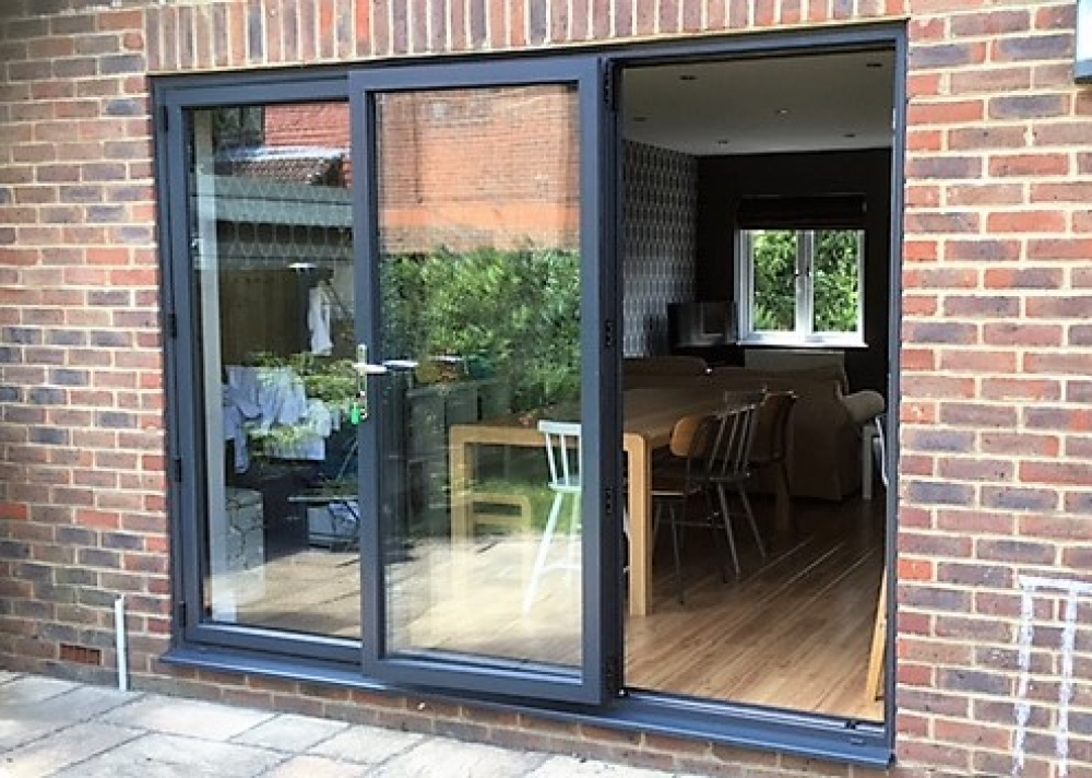 Bi Folding Doors Sussexsurrey Doors Amp Windows
