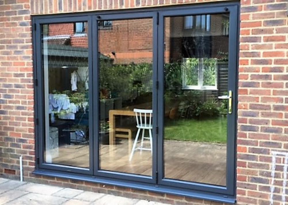 Bi Folding Doors Sussexsurrey Doors Amp Windows