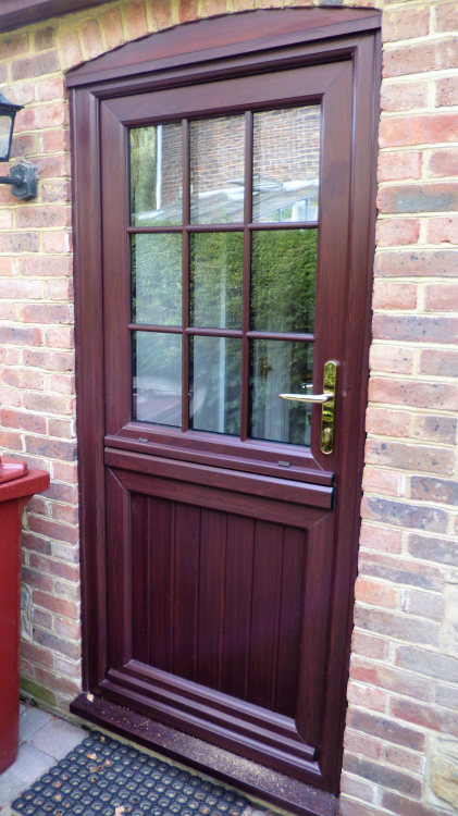 residential  back doors