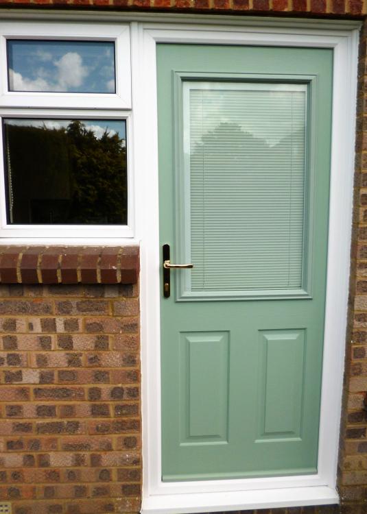 residential  back doors