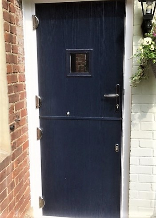 ... Image 2017-10/phoenixstablesquareblue.jpg ... & Residential/Back doors   SussexSurrey Doors u0026 Windows