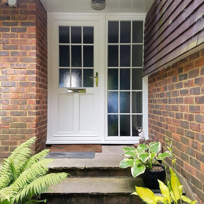 Image: 2019-07/standen-front-door-and-side-panel-2.jpg